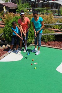Family Fun Miniature Golf