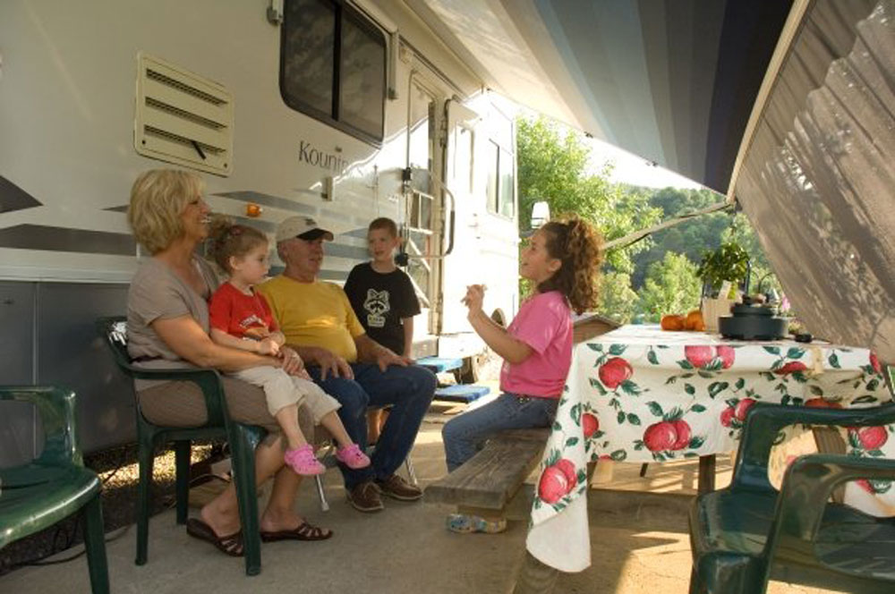 Mohican Adventures Full Service Rv Camping In Loudonville