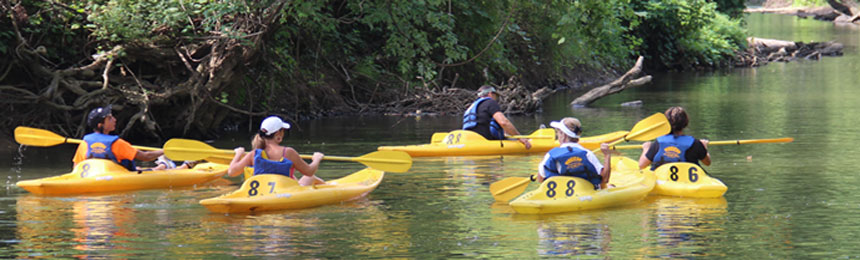 Mohican Adventures Canoe Camp Cabins Amp Fun Center Offers