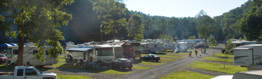 Mohican Adventures Offers Camping Canoeing Kayaking