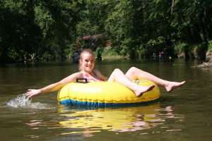 Tube Float Trips