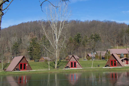 Mohican Cabins and Cottages